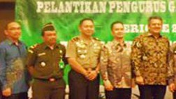 INDUCTION OF MANAGEMENT  GAPKI BENGKULU BRANCH